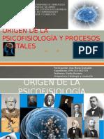 Origen de La Psicofisiología y Procesos Mentales