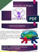 Derechos de La Mujer.pptx Profe Adriana