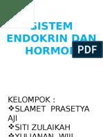 Sistem Endokrin Dan Hormon