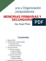 07 - Arquitectura - Memorias 2