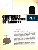 Ch06 Centroids and Cenyers of Gravity