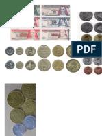 Monedas Centro America