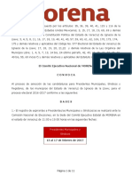Convocatoria Veracruz 07enero2017
