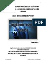 International Law Manual