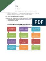 Ezbiz_guidelines for Renewal of Business Registration