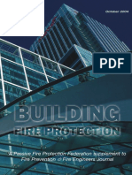 Building Fire Protection Supplement