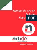 Manual de Uso de La Caja Registradora (1)