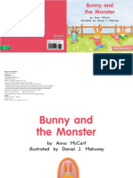 Bunny and the Monster
