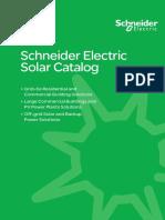 2012 Solar Product Catalog
