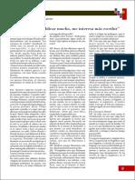 Entrevista a Manuel Fernández