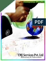 Refractory & Mechanical Profile