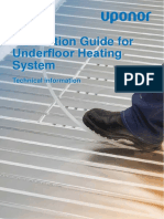 Ufh Installation Guide