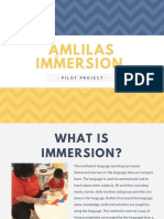 A̱mlilas Immersion Packet