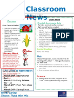 week 24- kg2 newsletter