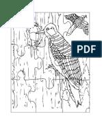 Puzzle Woodpecker
