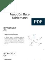 Reacción Balz-Schiemann