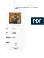 AddThis Article is About Jesus of Nazareth
