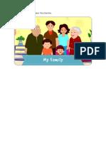 Schreiben Sie 7 Sätze Über Ihre Familie