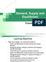 Demand, Supply and Equilibrium Chapter 05 McGraw-Hill-Irwin Copyright © 2011 by The McGraw-Hill Companies, Inc. All rights reserved.
