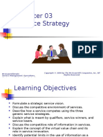 Chapter 03 Service Strategy McGraw-Hill-Irwin Service Management- Operations, Strategy, and Information Technology, 6e Copyright © 2008 by The McGraw-Hill.