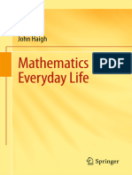 Mathematics in Every Day Life