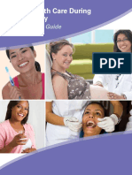 Oral Health Pregnancy Res Guide