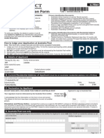 Auspost Form