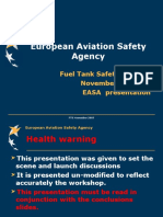 Docslide.us Fts November 2007 European Aviation Safety Agency Fuel Tank Safety Training November 23 2007 Easa Presentation