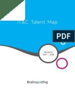 Brainspotting ITC Talent Map Romania 17 18