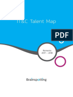 Brainspotting ITC Talent Map Romania 17 18