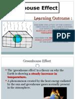 3 Greenhouse Effect