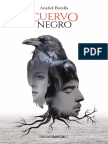 Cuervo negro, de Anabel Botella.