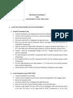 Method Statement Loop Check