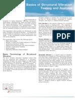 AN011 Basics of Structural Testing  Analysis.pdf