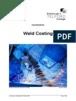 Weld Costing