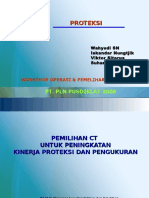 Pemilihan Ct&Pt