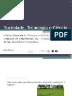 EFA - STC - Powerpoint Sobre Ruralidade e Urbanidade
