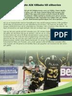 DS Flyer AIK