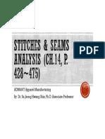 Seams Analysis