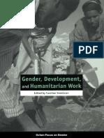 Gender, Development, and Humanitarian Work