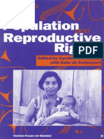 Population and Reproductive Rights