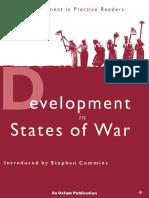 Development in States of War