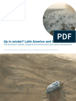 Up In Smoke? Latin America and the Caribbean