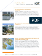 S&a LEED Certified Projects