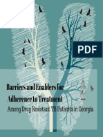 Barriers and Enablers for Adherence to Treatment Among Drug Resistant TB Patients in Georgia.pdf