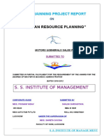90853516 Human Resource Planning Tata