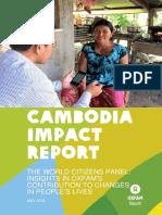 Cambodia Impact Report