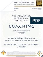 Volunteer-B Program