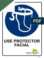 Afiche Mandato Use Proteccion Facial