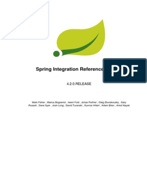 Spring Integration Reference | Router (Computing